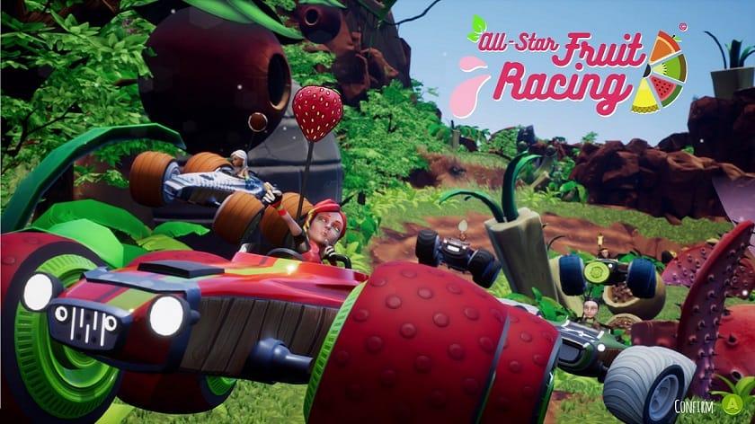 All star fruti racing portfolio game development