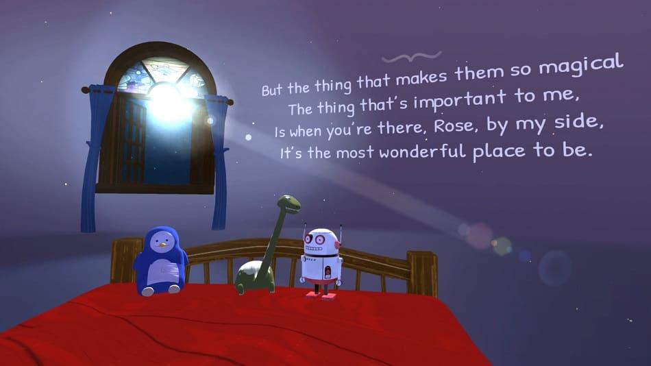 Bedtime VR Stories 5