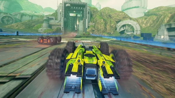 grip racing car game development