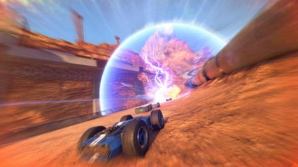 grip racing 3d game development
