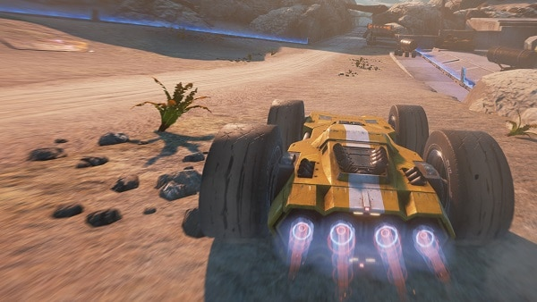 grip racing game development