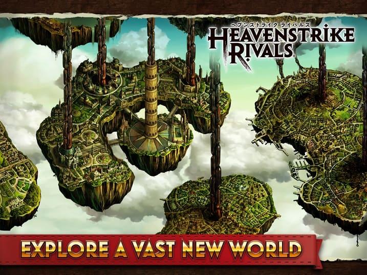 Heavenstrike Rivals new worlds