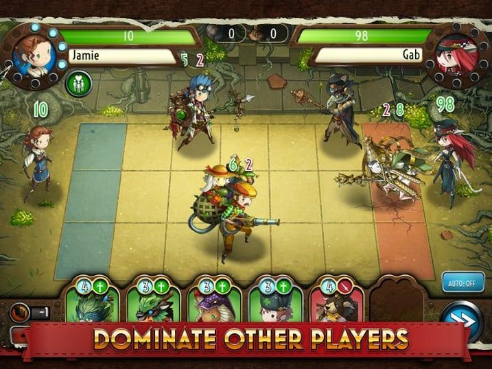 Heavenstrike Rivals multiplayer game