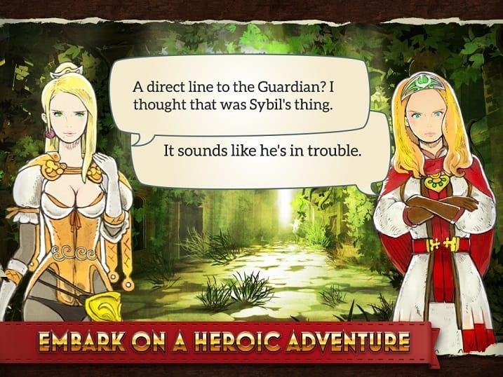 Heavenstrike Rivals adventure game developers