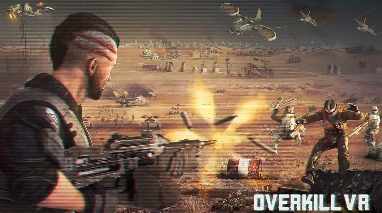 Overkill VR game 6