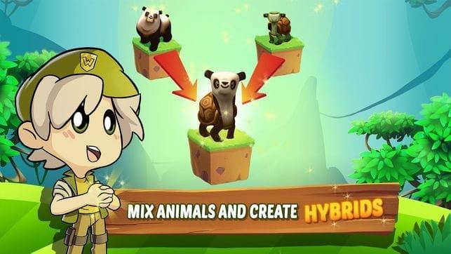 Zoo evolution game developed by starloop studios