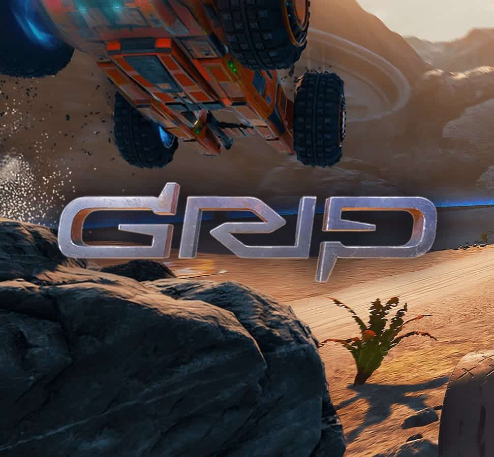 GRIP is bringing old-school style combat racing back with a bang.