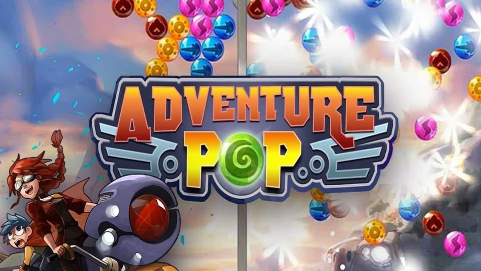 portfolio adventure game pop