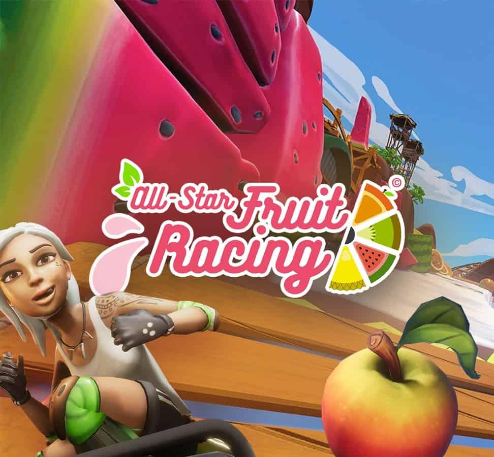 All Star Fruit Racing game portfolio from starloop
