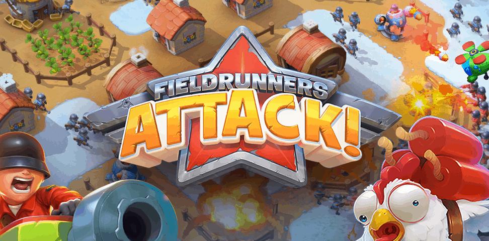 Fieldrunners Attack