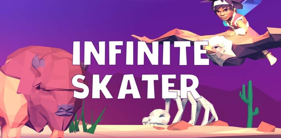 Infinite Skater game