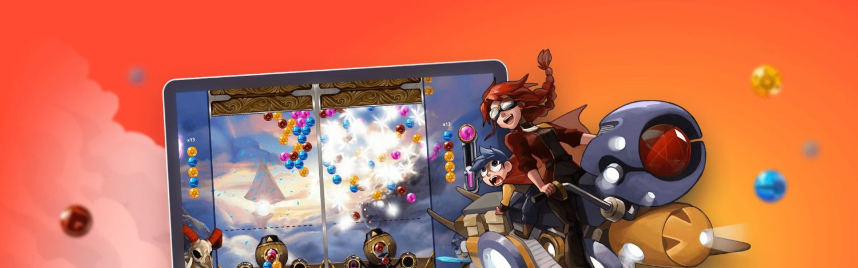 portfolio game adventure by starloop studios