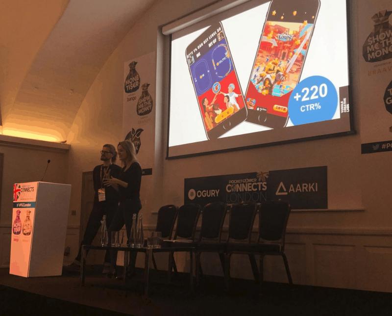 Pocket Gamer event 5