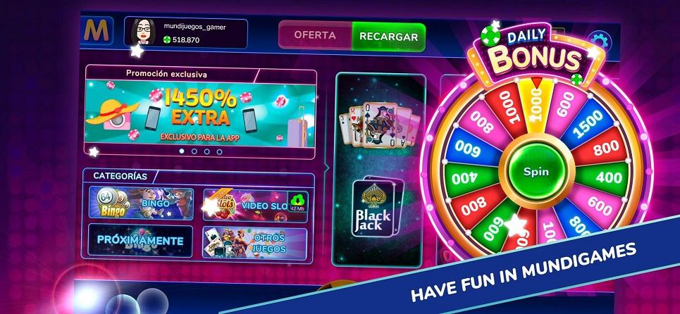 MundiGame casino