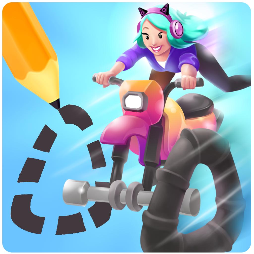 Icono Scribble Rider