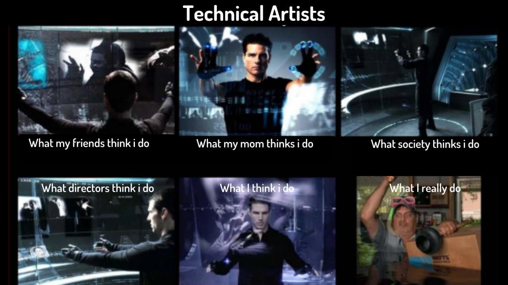 Tech Artist banner 1