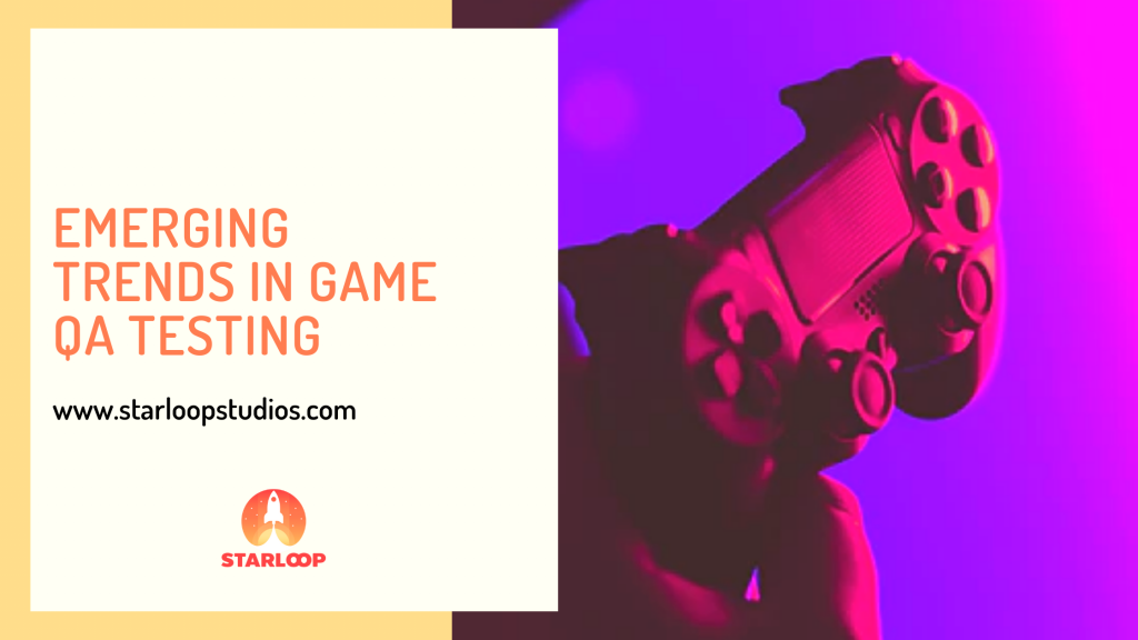 Emerging Trends in Game Testing banner