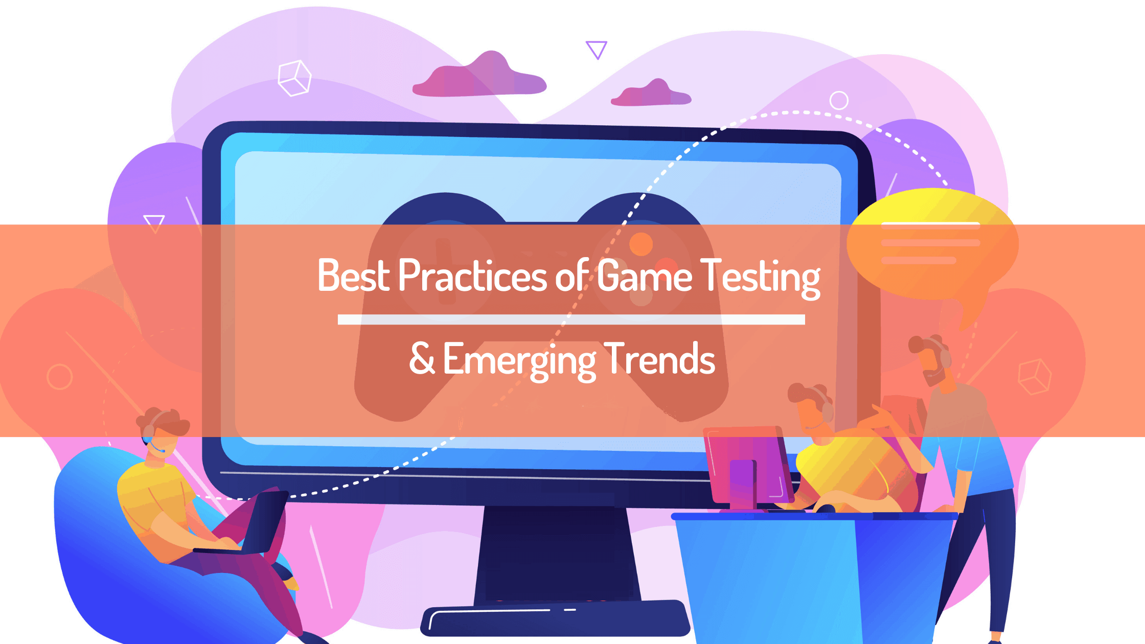Best practices of game testing