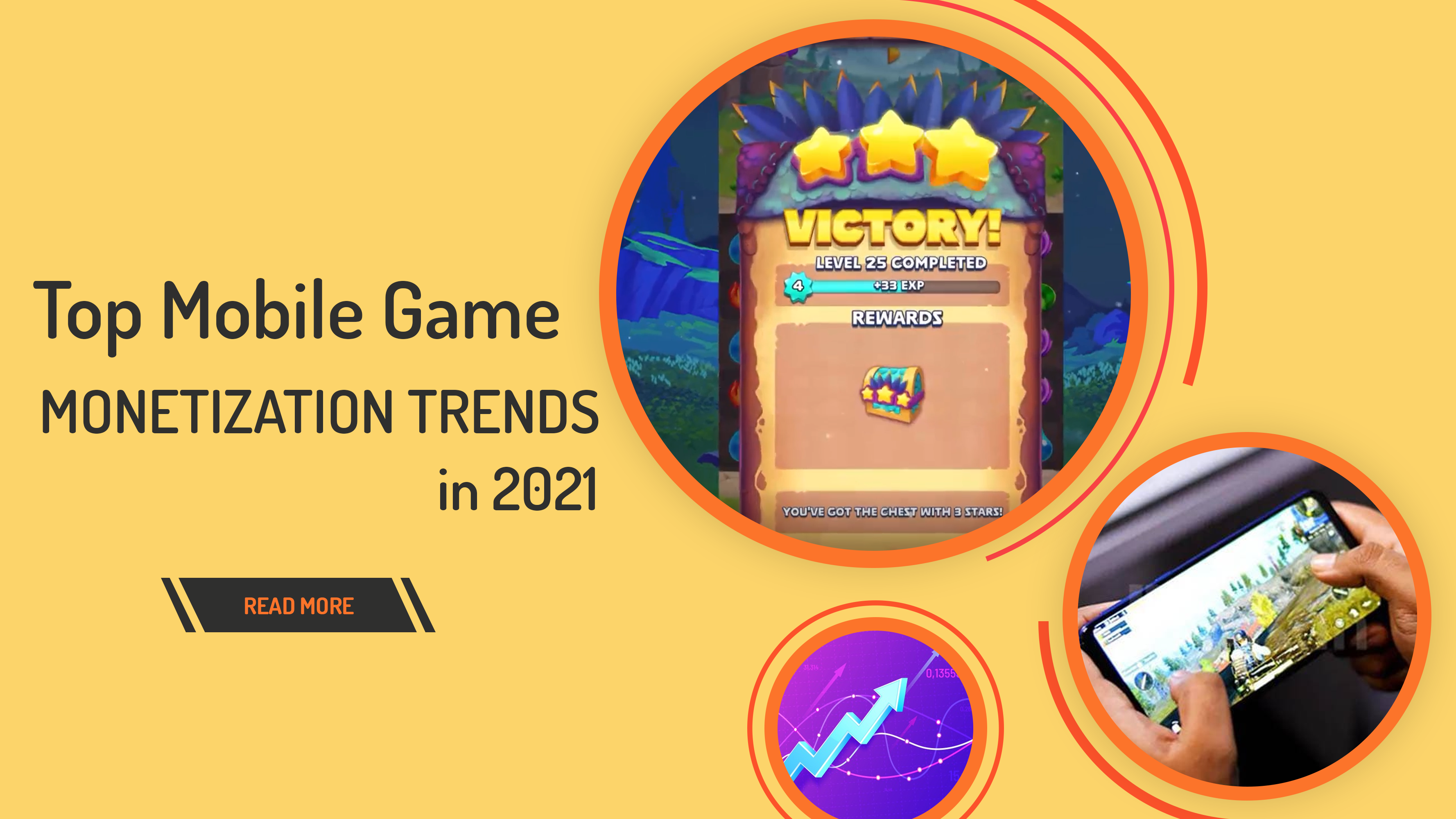 Top 4 Mobile Game Monetization Trends in 2021 banner