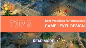 game level design banner
