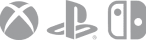 We are certified developers for PS4, XBox and Nintendo Switch