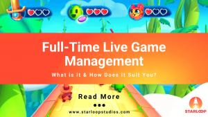 Full Time Live Game Management