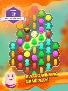 disco bees adward winning gameplay