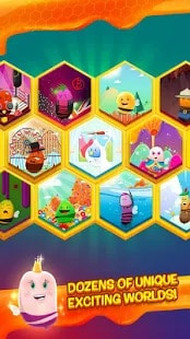 disco bees game levels