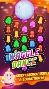 disco bees waggle dance
