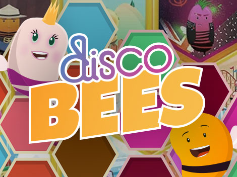 disco bees game developers
