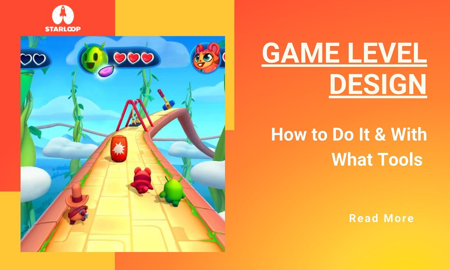 level game design tools