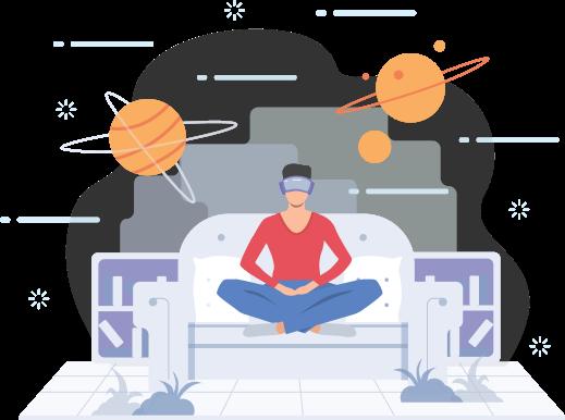 Cover VR Game Development Starloop