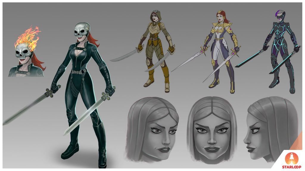 02_character_design_in_a_video_game