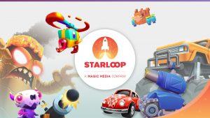 Starloop Magic Media