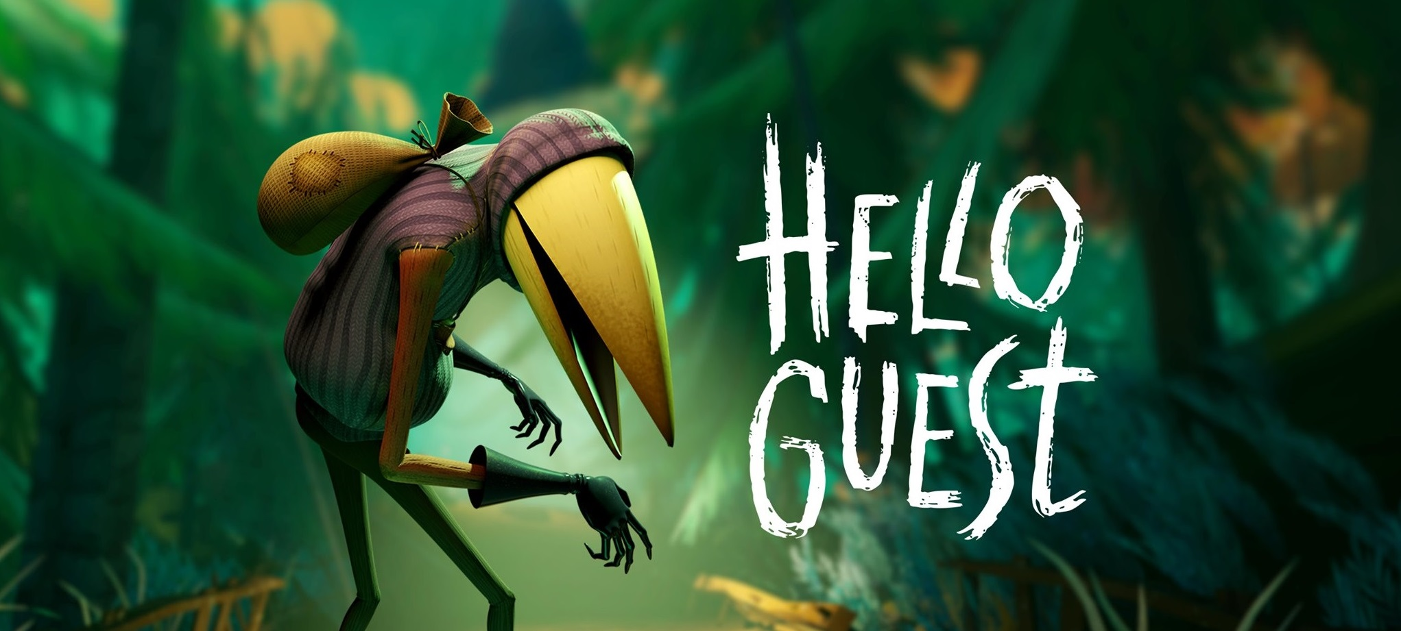 Hello Guest main banner