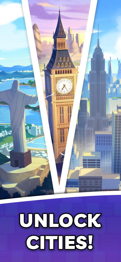 lingo unlock cities