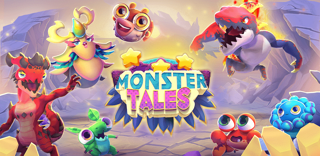 Monster Tales Game